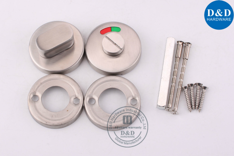 Stainless Steel 304 Toilet Occupied Indicator-D&D Hardware