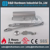 Aluminium Alloy Popular Heavy Duty Door Closer for Entry Door- DDDC-503BC
