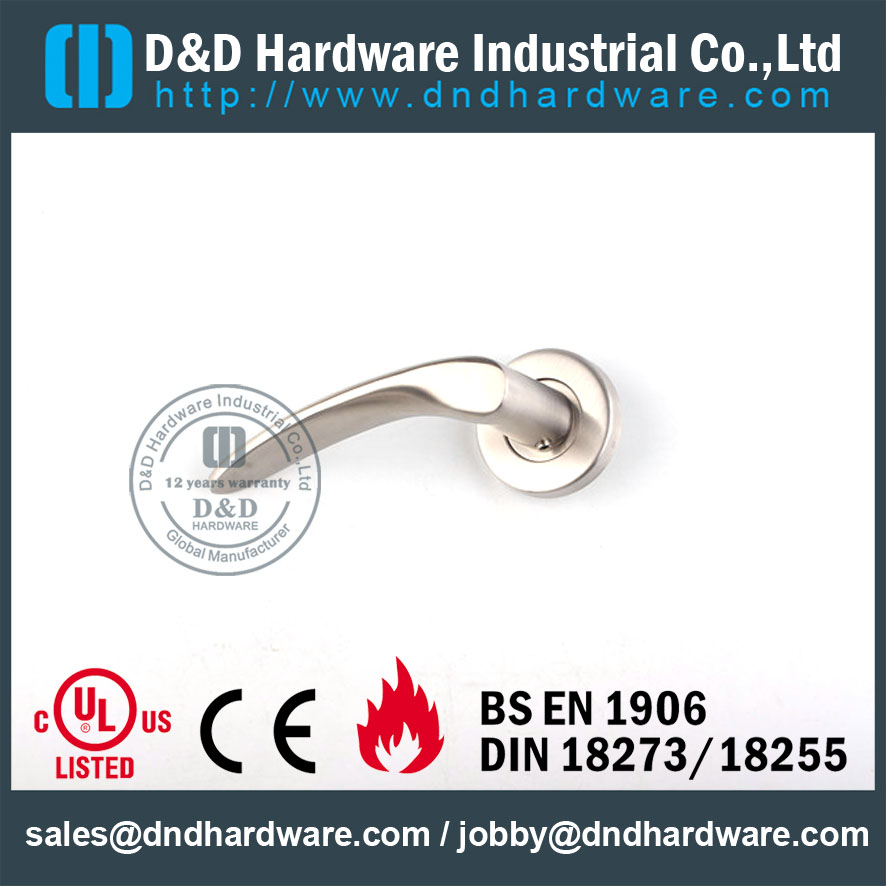 D&D Hardware-SS304 Solid handle DDSH001