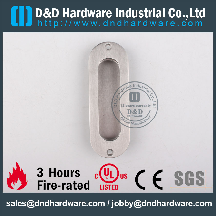 D&D Hardware-Wholesale Grade SS304 Furniture handle DDFH009