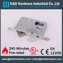 Stainless Steel 304 Mortise Hook Lock for Sliding Door-DDML031