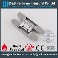 CH008-150 x 62 x 23mm-Zinc Alloy 3-D Adjustable Concealed Hinge for Wood Door