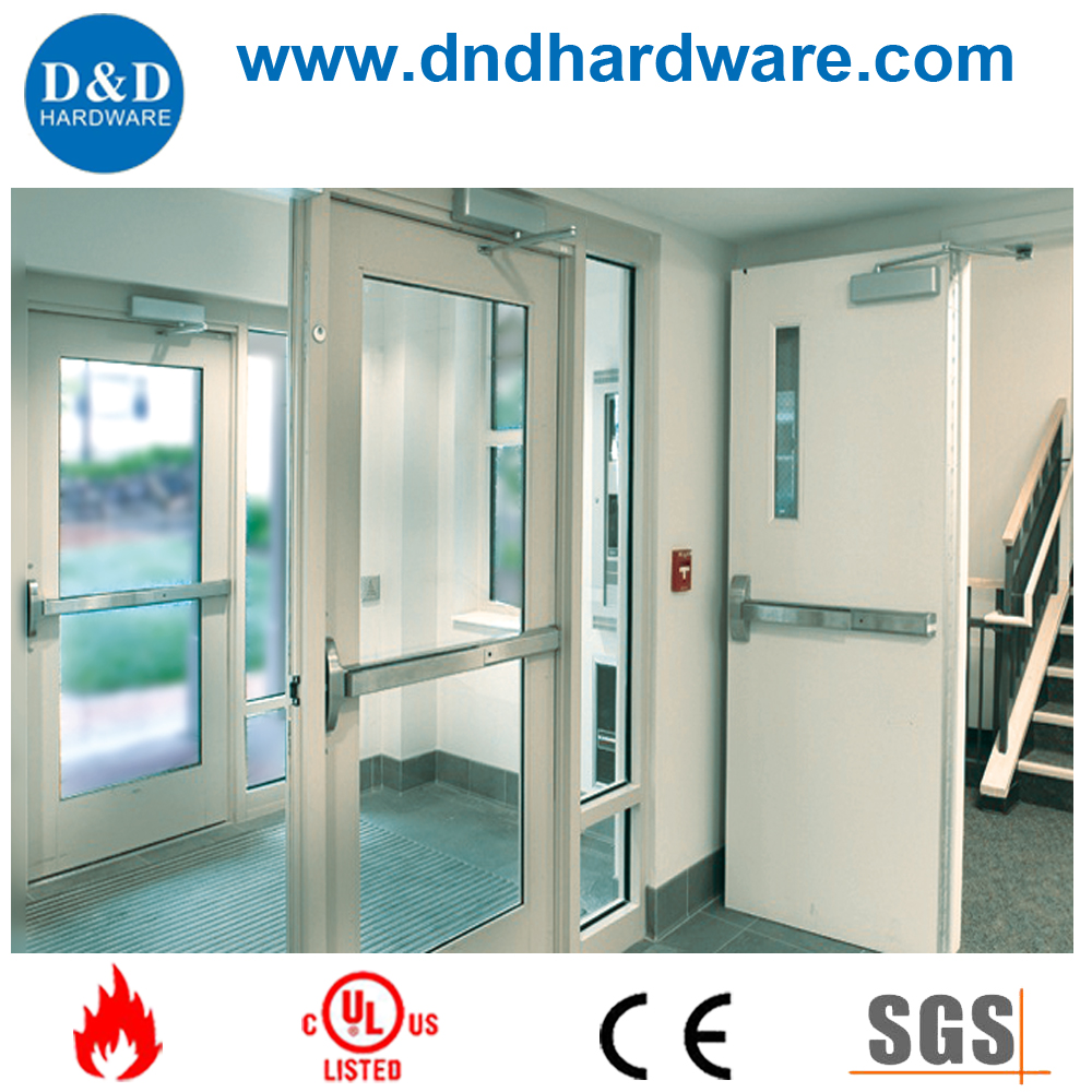 Aluminium Alloy Good Quality Practical Fire Rated Door Closer for Wooden Door- DDDC007