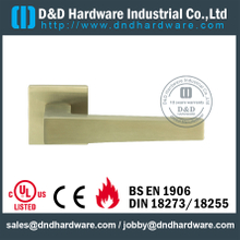SUS304 Solid Lever Handle for Interior Door- DDSH083
