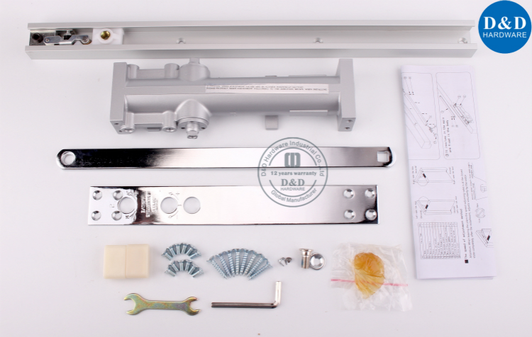 Concealed Overhead Hydraulic Door Closer-D&D Hardware