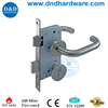 Stainless Steel Night Latch Lock with CE for Front Door -DDML6072NL