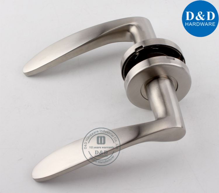 Stainless Steel Lever Handle-D&D Hardware