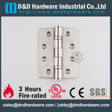 SUS304-BS EN 1935 Grade 13 2BB CE Door Hinge for Metal Door -DDSS001-CE-4x3x3.0mm