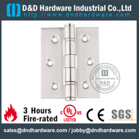 SS304 Washer Hinge for Office Door-DDSS048-B