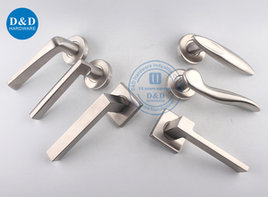 Stainless Steel Door Handle-EN1906 manufactured by dndhardware
