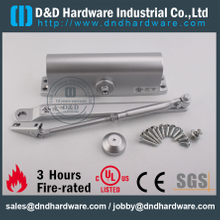 Aluminium Alloy Practical Heavy Duty Door Closer for Wooden Door - DDDC-703