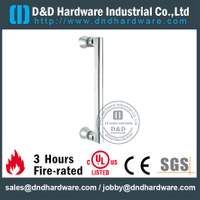 Stainless Steel Polished Pull Handle for Interior Shower Door-DDPH051