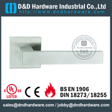 304 Grade Solid Internal Door Handle for Office Doors-DDSH076