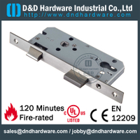 Stainless Steel Latch Mortise Entrance Lock for Restroom Door - DDML5085