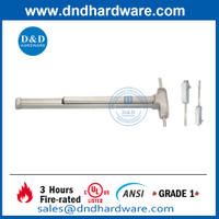 SS304 UL Fire Touch Bar Panic Device Hardware-DDPD002