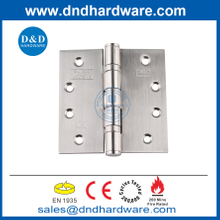 4 Inch CE SUS316 Fireproof Mortise Hinge for Interior Hinge- DDSS001-CE-4X4X3