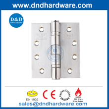 SS201 CE Grade 13 Mortise Fire Rated Metal Door Hinge-DDSS001-CE-4X3.5X3