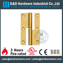 DDBH018-Solid brass lift-off hinge with BHMA standard for Metal Door