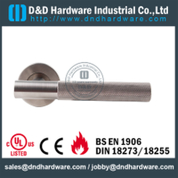 SS Antiskid Lever Handle for Internal Door-DDSH100
