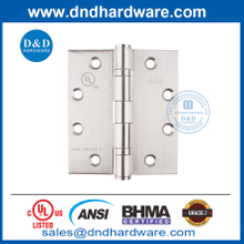ANSI Grade 2 Double Ball Bearing Fire Door Hinge-DDSS001-ANSI-2