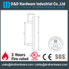 Stainless Steel 304 Modern Pull Handle for Fire Door-DDPH042