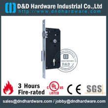 Stainless steel entrance lock with dead bolt for Metal Door-DDML002