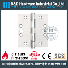 Grade 201 AB Security Hinge for Hollow Metal Door-DDSS015-B