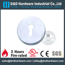 Stainless Steel 316 Door Handle Key Escutcheon for Fire-rated Door-DDES007
