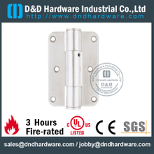 SS201 Round Corner Single Action Spring Hinge-DDSS034