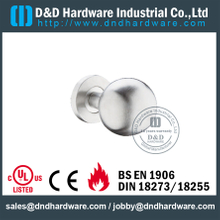 SS304 Hollow Ball Interior Door Knob for Single Wooden Door-DDTH031