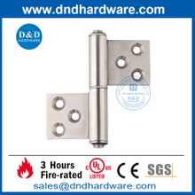 Stainless Steel Small Flag Hinge for Hollow Metal Door-DDSS029