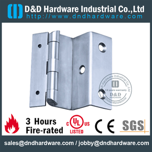Stainless Steel 304 Crank Hinge for Commercial Office Door-DDSS052