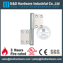 Grade 304 Security Flag Hinge for Hollow Metal Door-DDSS032