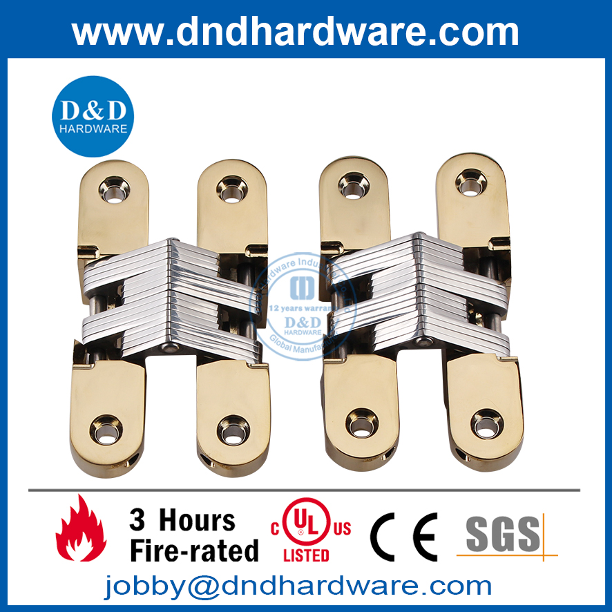 SS316 CE Fire Rated Door ironmongery for Metal Doors
