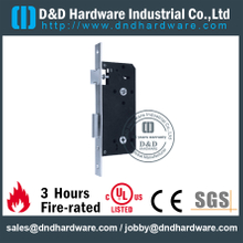 Stainless steel 304 mortise lock for Bathroom/WC Door-DDML006