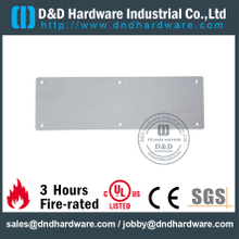 SS 316 Kick Plate for Hospital Doors -DDKP001