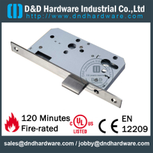 Stainless Steel 6072mm Dead Bolt Lock for Bathroom Door -DDML6072DB