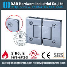DDGH004-Heavy Duty Frameless Shower Door Hinges for Commercial Glass Door