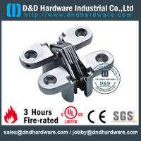Zinc Alloy Concealed Hinge for Cabinet-ZA-CC03-13x45mm