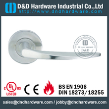 Stainless steel durable solid lever handle for Office Door- DDSH129