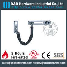 Stainless Steel 304 Polish Security Door Chain for Interior Hotel Door-DDDG004