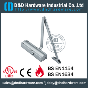 Aluminium Alloy Serviceable Modern Door Closer for External Door- DDDC-20