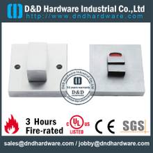 SUS304 high quality durable square indicator for Shower Door-DDIK017