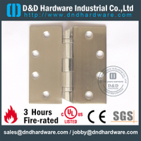 Satinless Steel 304 Hospital Door Hinge for Entry Double Door-DDSS454535
